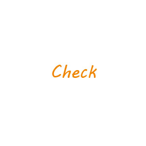 Check